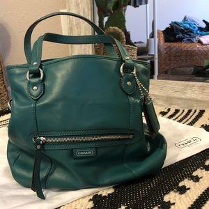 COACH Daisy Leather Mia Bag NWT
